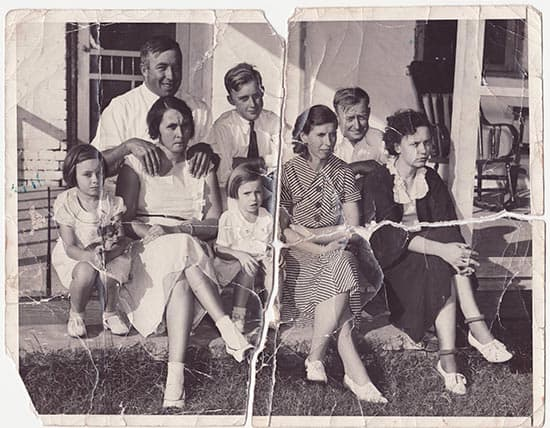 Family-Archive-Before