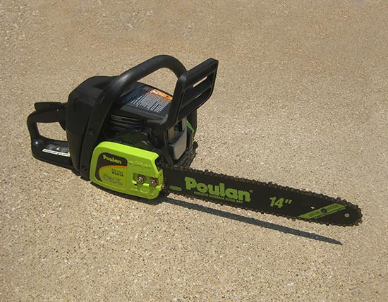 Poulan-Chainsaw-Before